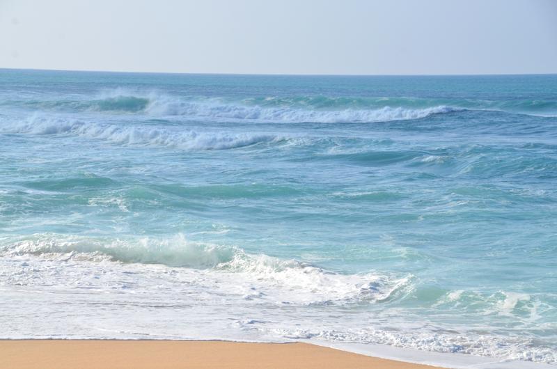 ハワイノースショアの波