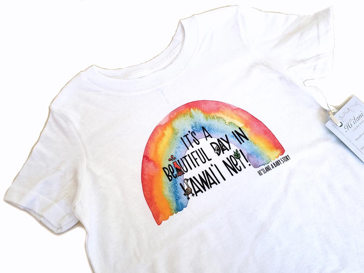 ハワイラニのTシャツ