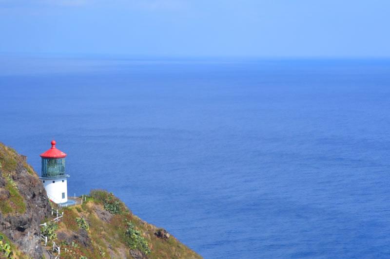 カマプウライトハウス灯台