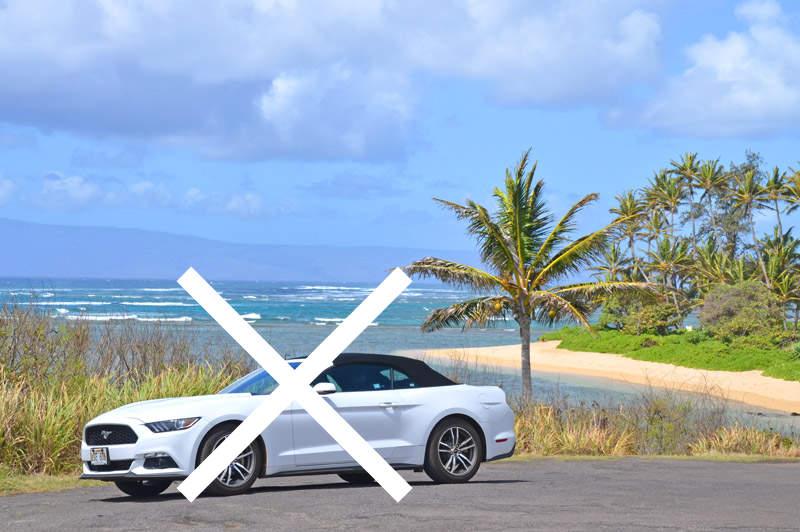 モロカイ島をレンタカーを借りずに楽しむ方法